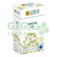 LEROS Fenyklový čaj 20x1.5g