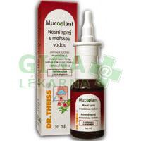 Mucoplant nosní sprej s mořskou vodou+ech.+euk. 20ml