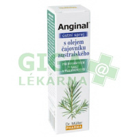 Anginal ústní sprej s Tea Tree Oil 30ml