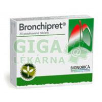 Bronchipret 20 tablet