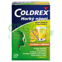 Coldrex Horký Nápoj Citron s medem 5 sáčků