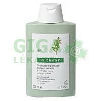 KLORANE Myrthe šampon 200ml - mastné lupy