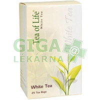 Tea of Life White tea 25x2g - bílý čaj