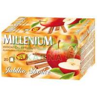MILLENIUM Jablko-Skořice čaj 20x2g