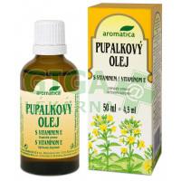 AROMATICA Pupalkový olej s vitamínem E 50ml