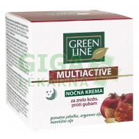 Green Line Multiactive regenerační noční krém 50ml