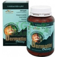Dermatin Orling 360 kapslí