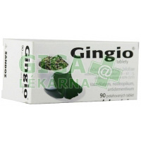 Gingio tablety 90x40mg
