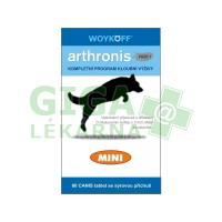Arthronis mini fáze 1 CANIS 60 tablet (sýrová příchuť)