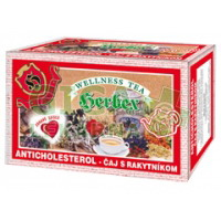 HERBEX Anticholesterol - čaj s rakytníkem 20x3g