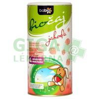 BABIO Dětský granulovaný čaj jahoda 180g BIO
