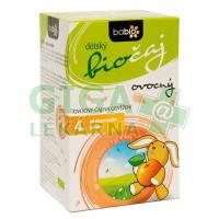 BABIO Dětský ovocný čaj 20x1,5g BIO