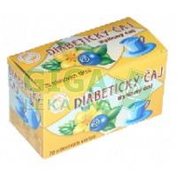 Diabetický čaj 20x1g Fytopharma