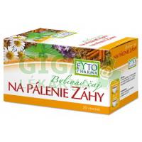 Bylinný čaj na pálení žáhy 20x1,5g Fytopharma