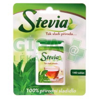 Fan sladidlo Stevia 7,8g 140 tablet