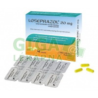 Loseprazol 20mg 14 tablet