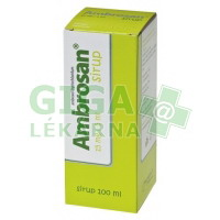 Ambrosan sirup 100ml