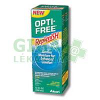 OPTI-FREE RepleniSH 300ml + pouzdro na čočky