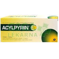 Acylpyrin 500mg 10 tablet