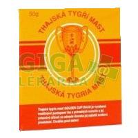 Thajska tygri mast Golden Cup Balm 50g