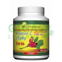 Vitamín C 1000mg s šípky prodloužený účinek 30 tablet