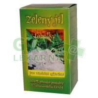 Zelený jíl 56 tablet Zentrichova apatyka-Parma