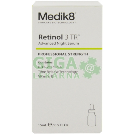 medik8 retinol 3 tr serum 15ml gigal k. Black Bedroom Furniture Sets. Home Design Ideas