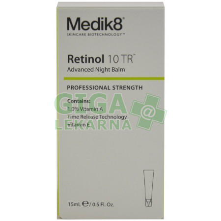 medik8 retinol 10 tr balz m 15ml gigal k. Black Bedroom Furniture Sets. Home Design Ideas