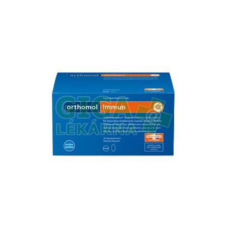 orthomol immun how to use