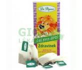 Obrázek Čaj Dětský Zdravínek 20x1,5g Dr.Popov