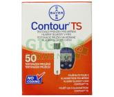 Test.proužky Contour TS 50ks