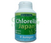 Chlorella Japan + kolagen 750 tablet Health Link