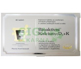 Bioaktivní Kalcium+D3+K 60 tablet