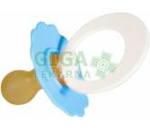 Obrázek Šidítko dětské 03-Flora s kroužkem - folie 1ks