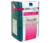 Obrázek Podložky absorpční Abri-soft Superdry 30ks 70x180cm se záložkami