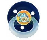 Obrázek BABY NOVA dudlík silikon kulatý rund dekor