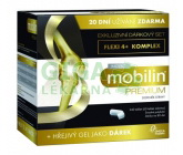 MOBILIN Premium 240 tablet+hřejivý gel 40ml