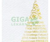 Obrázek Přání UNICEF Zlatý strom 1ks