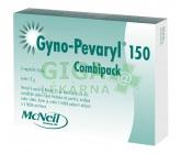 Gyno-pevaryl 150 Combipack vag.glb.3+drm.crm.15g