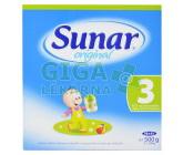 Obrázek Sunar original 3 500g