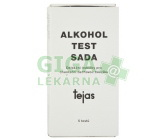 Test Alkohol sada 5ks