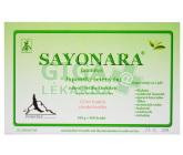 SAYONARA powder Japonský zelený čaj 4sáč.x25g