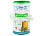 Obrázek HerbalMed Hot drink Dr.Weiss kašel průdušky 180g