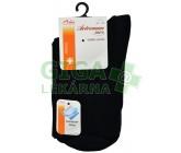 Avicenum DiaFit bavlněné ponožky 39-42 černé