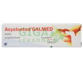 Obrázek Acyclostad Galmed drm crm 1x5g/250mg
