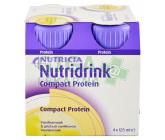 Nutridrink Compact Protein Vanilka por.sol.4x125ml