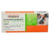 Loratadin-ratiopharm 10mg por.tbl.nob.7x10mg