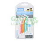 Mezizubní kartáčky MIX 6ks+gel SOFTdent