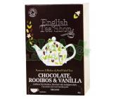 English Tea Shop Bio Čaj Čok.Rooibos Vanilka 20s.