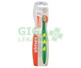 Obrázek Elmex zubní kartáček dětský cvičný (0-3)+zubní pasta 9.4ml